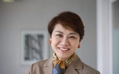 宮嶋泰子(YASUKO MIYAJIMA)